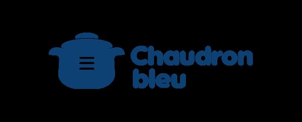 Chaudron bleu